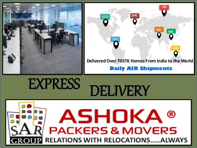 Make your relocation reliable with Ashoka Packers and Movers in Hyderabad