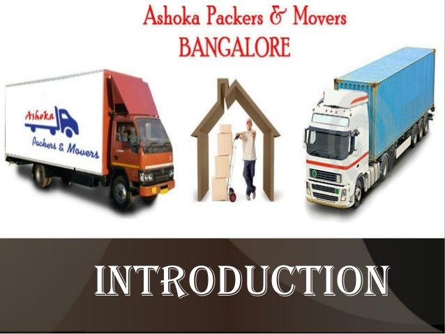 Safe and Secure Shifting Household Goods in Bangalore