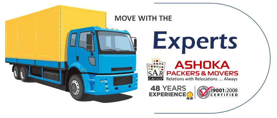 Process of a Local Shifting with Ashoka Packers and Movers